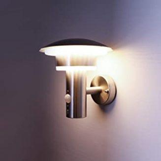 LED Buitenlamp met sensor