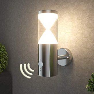 buitenlamp met sensor LED